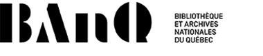 Logo Bibliothèque et archives nationales du Québec.