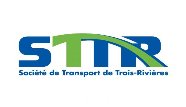 Logo Société de Transport de Trois-Rivières.