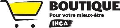 Logo Boutique Pour votre mieux-être INCA.