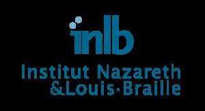 Logo Institut Nazareth et Louis-Braille.