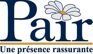 Logo Pair - Une présence rassurante.